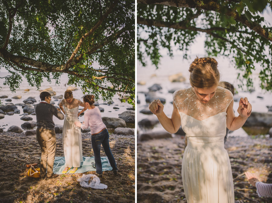 French wedding - Käsmu / Estonia 77