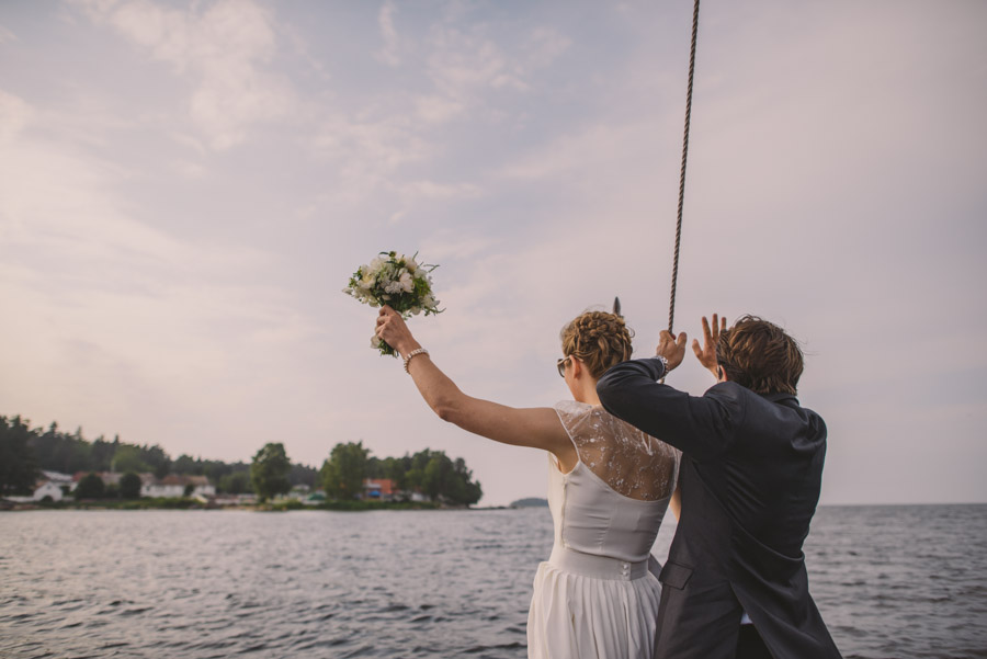 French wedding - Käsmu / Estonia 99