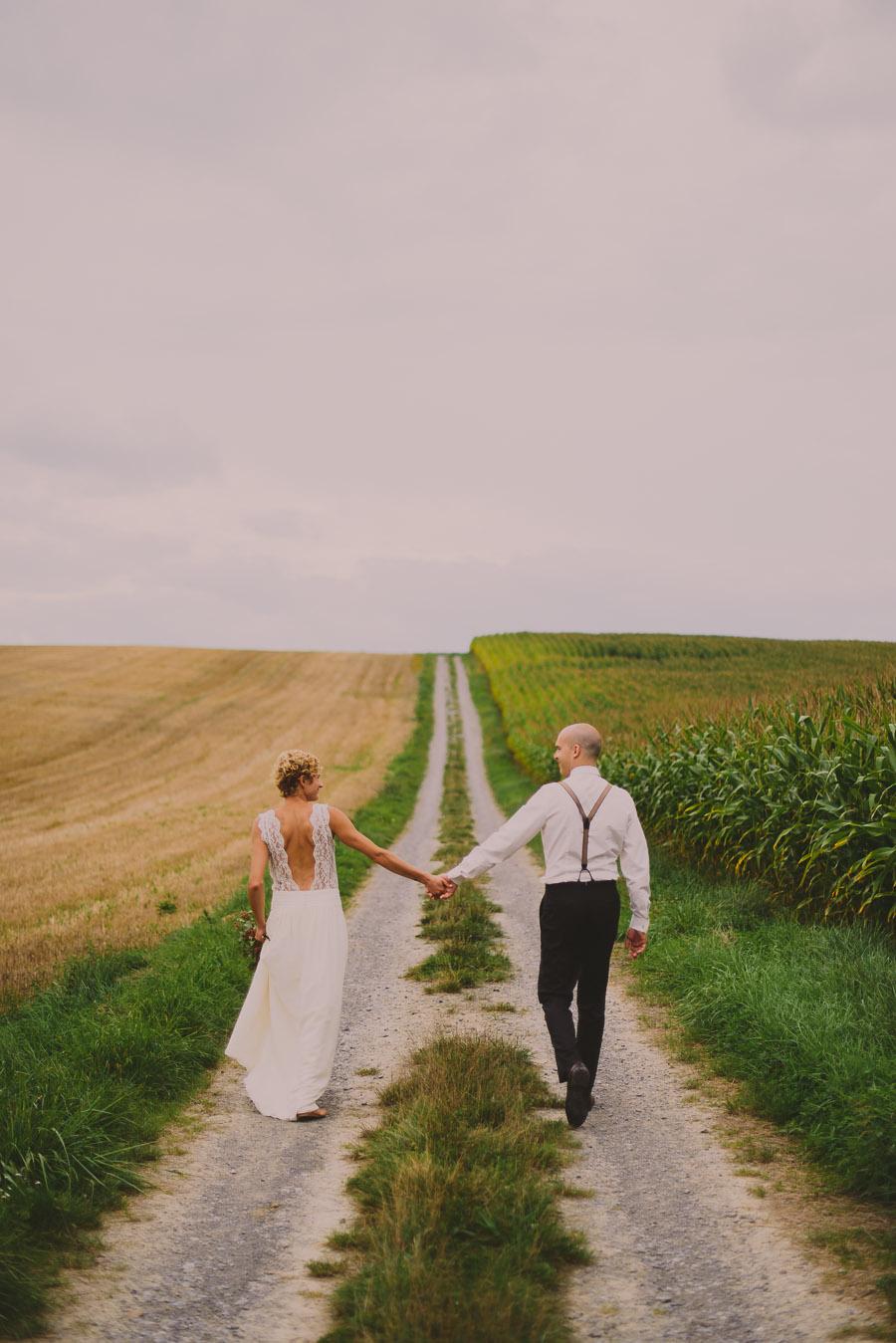 French wedding // Cynthia & Arnaud 30