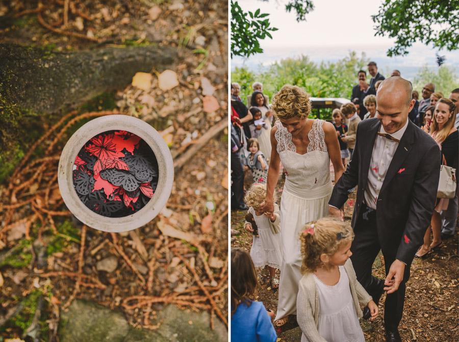 French wedding // Cynthia & Arnaud 75