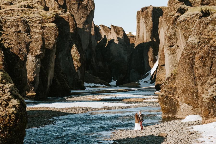 Iceland Elopement Elizabeth & Brian
