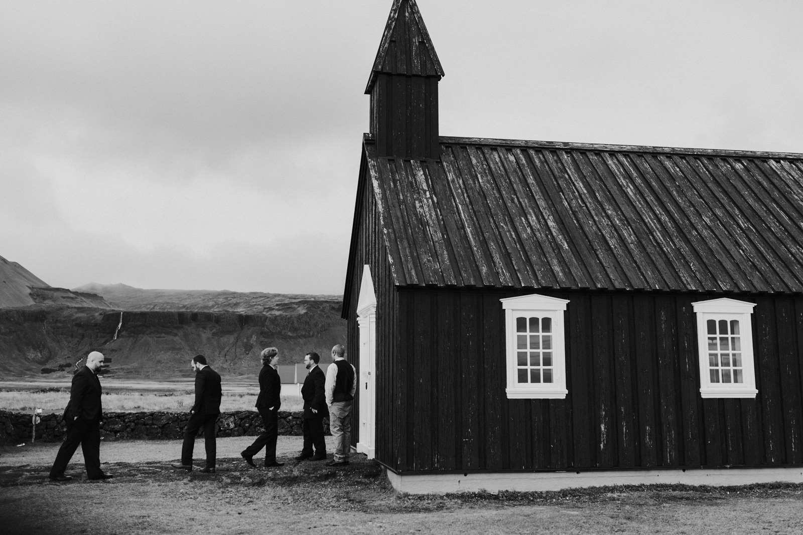 Black Church Iceland Wedding – Snaefellsnes Peninsula – Mait Jü