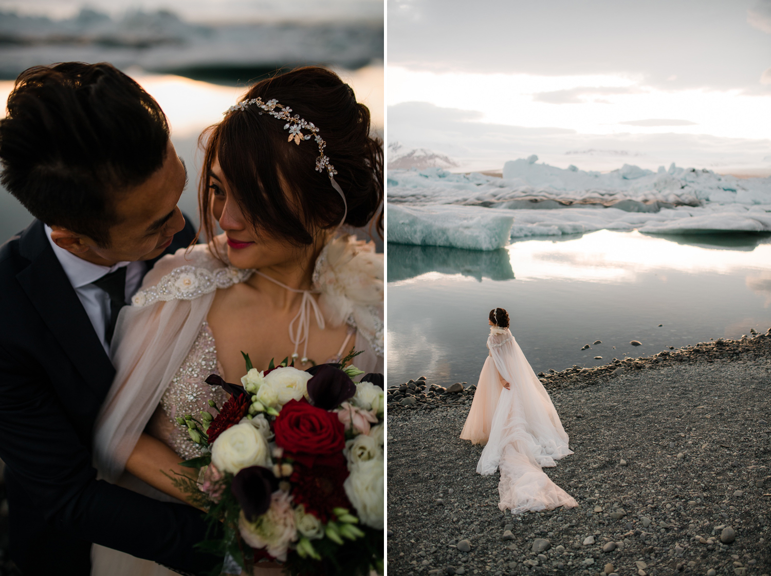 iceland pre wedding snaefellsnes vik black sand myvatn natural b