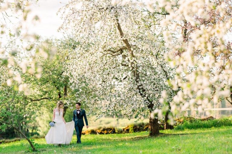 Pruutpaar Luke Mõisapark Õunaaed